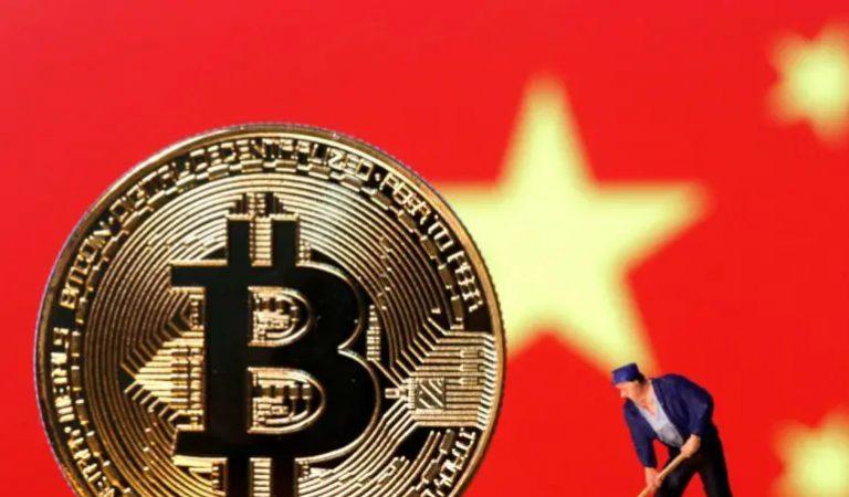 La Chine interdit tous les produits et services financiers liés aux cryptomonnaies