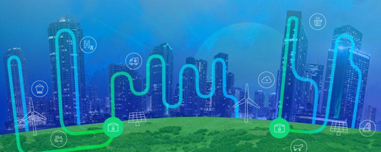 Vers un gaz 100 % renouvelable en 2050