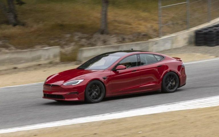 Tesla Model S Plaid : la berline électrique enregistre un record de vitesse complètement fou