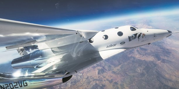 Virgin Galactic franchit une nouvelle étape vers des voyages touristiques dans l'espace