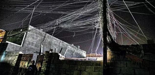 En Irak, il fait plus de 50 degrés et il n'y a pas un watt d'électricité