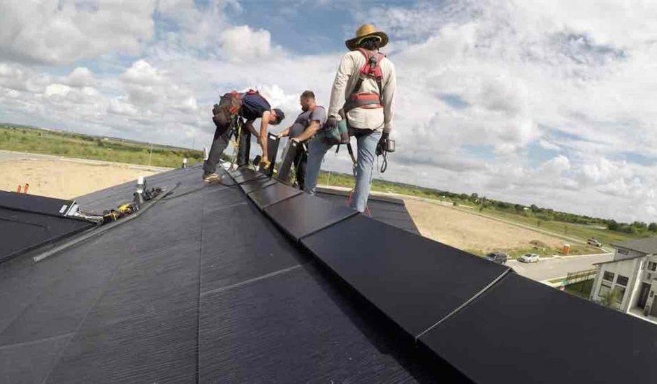 Au Sud-Est d'Austin, Elon Musk construit une ville à énergie solaire