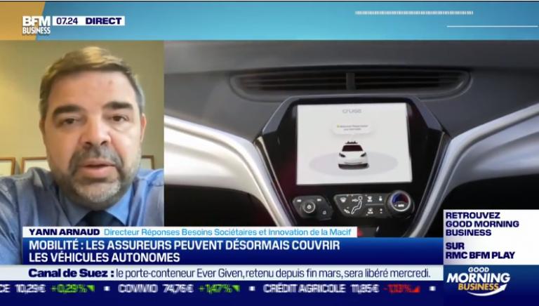LE CODE DE LA ROUTE MODIFIÉ POUR S'ADAPTER À LA VOITURE AUTONOME