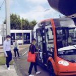 Transdev Systèmes de Transport Autonome – STA – va lancer des navettes électriques et autonomes, sans opérateur à bord, pour desservir le Village Olympique
