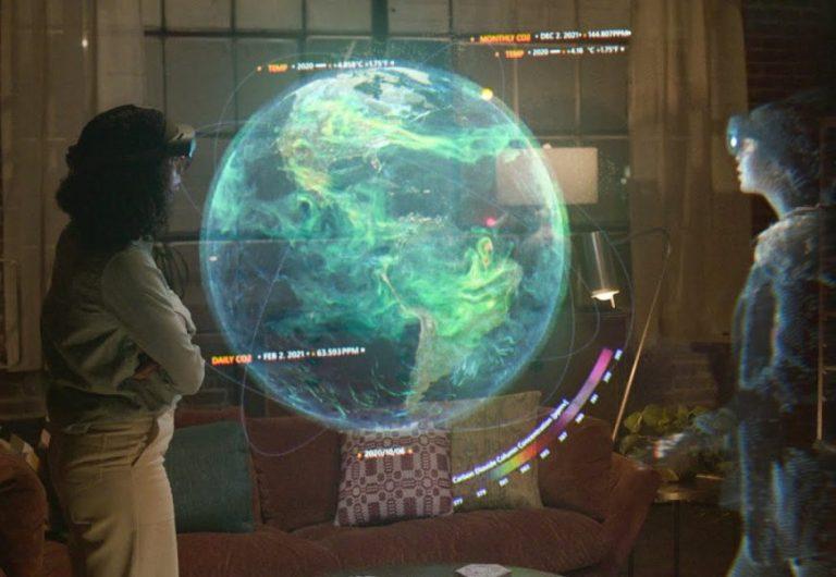 Avec les hologrammes, vos collègues deviennent plus vrais que nature