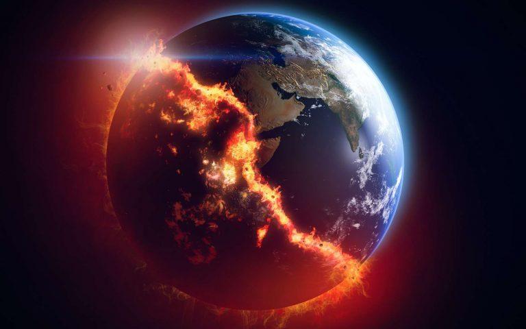 Plus notre Terre se réchauffe… plus elle se réchauffe !