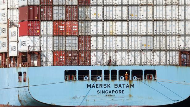 Maersk va accélérer la décarbonisation de sa flotte