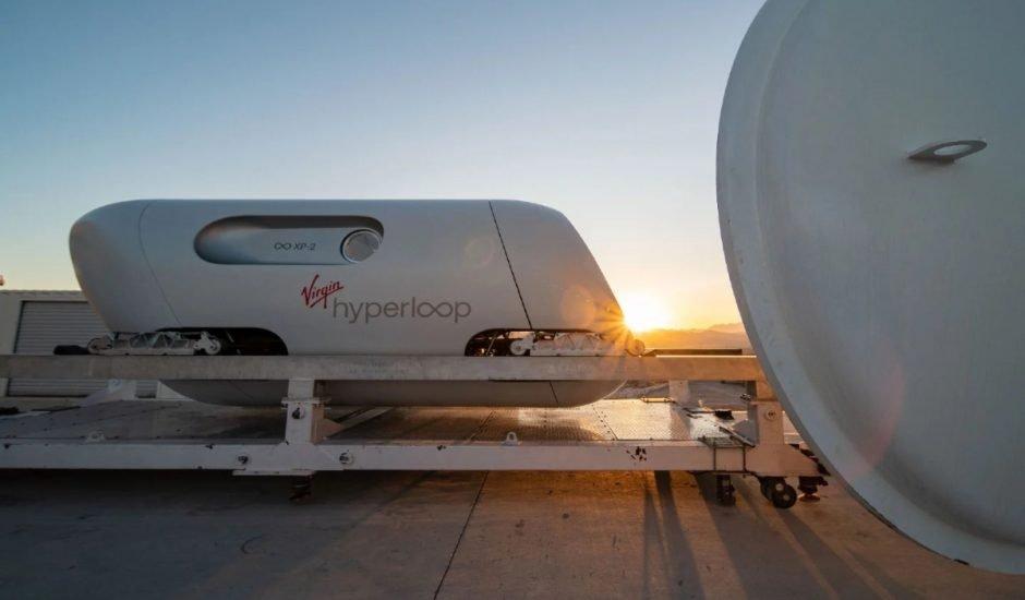 Comment Virgin Hyperloop va relier les villes à plus de 1 000 km/h ?