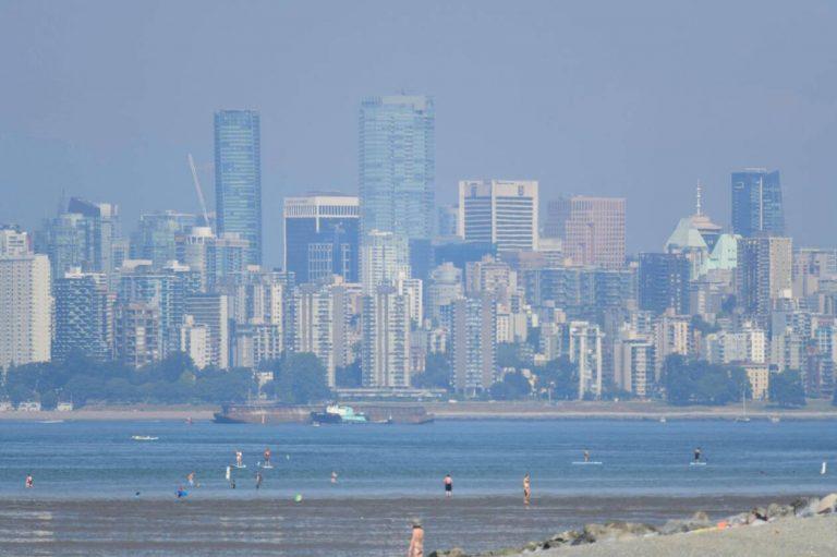 L'Amérique du Nord vient de connaître son mois de juin le plus chaud
