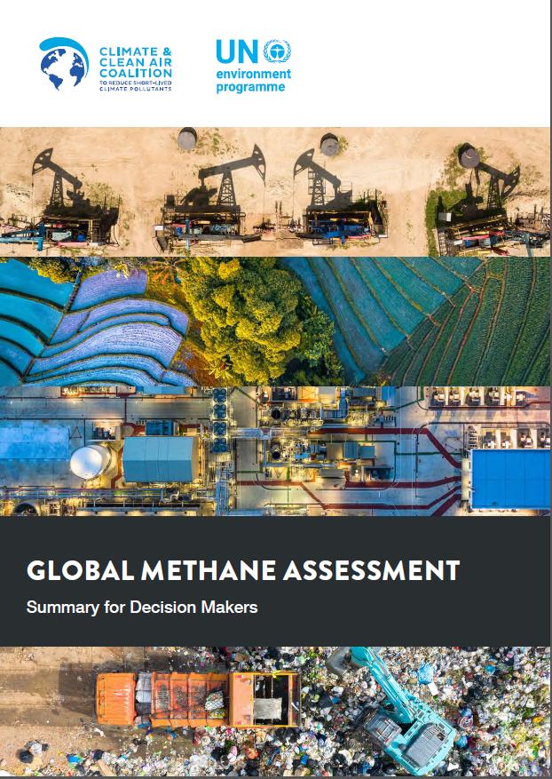 UN : Global methane assessment