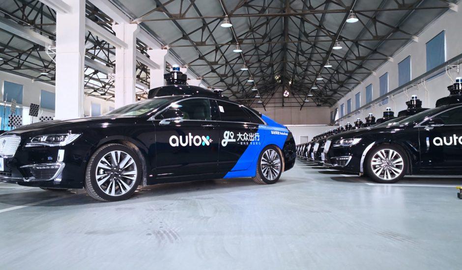 Les robots-taxis prennent leur envol en Chine