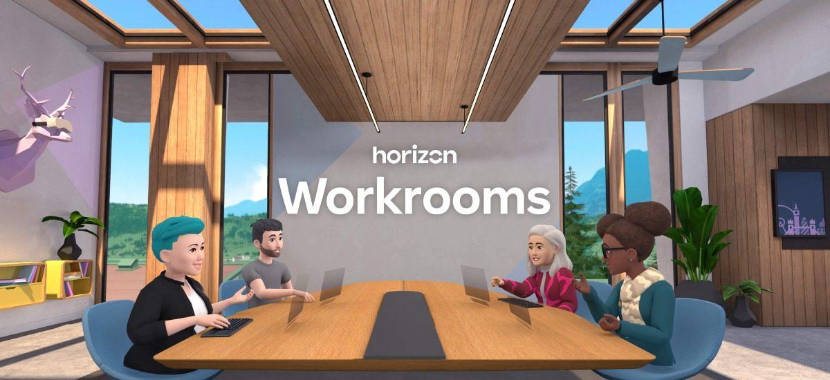 Avec Horizon Workrooms, Facebook révolutionne les réunions
