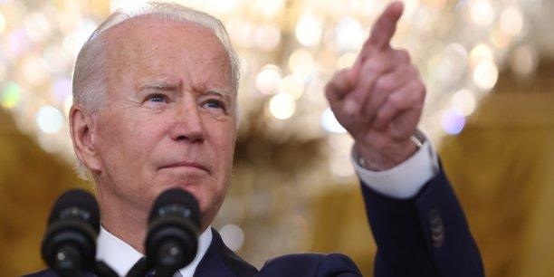 Le Sénat approuve le plan Biden de 1.200 milliards qui doit «transformer l'Amérique»