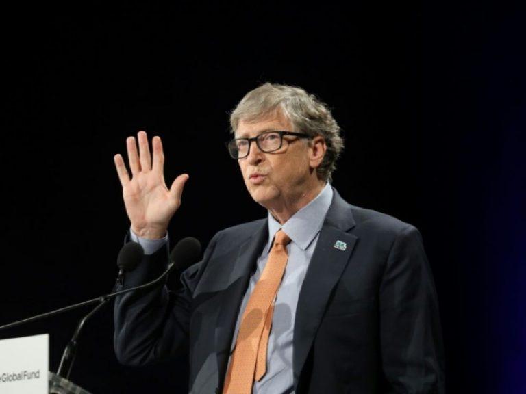 Bill Gates veut mettre la main au portefeuille pour sauver le climat