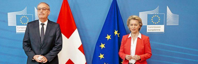Le Conseil fédéral enterre l'accord-cadre, et le rôle de la Suisse en Europe devient incertain