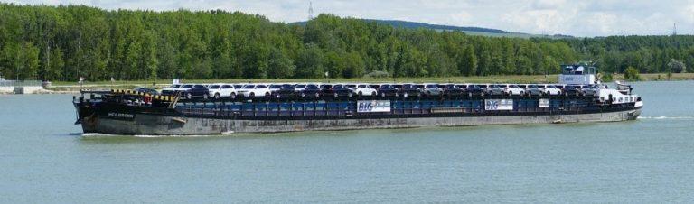 Une nouvelle technologie pour réduire les émissions polluantes des bateaux fluviaux
