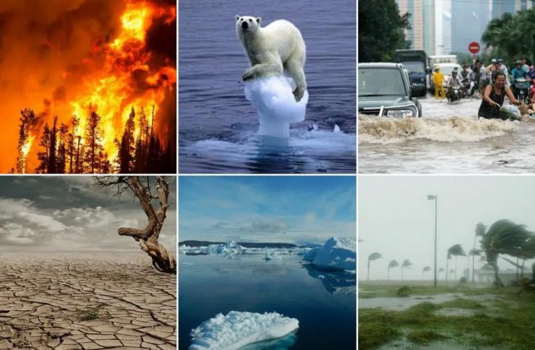 Rapport de l'IPCC : la planète est au bord d'une désastreuse crise climatique sans précédent