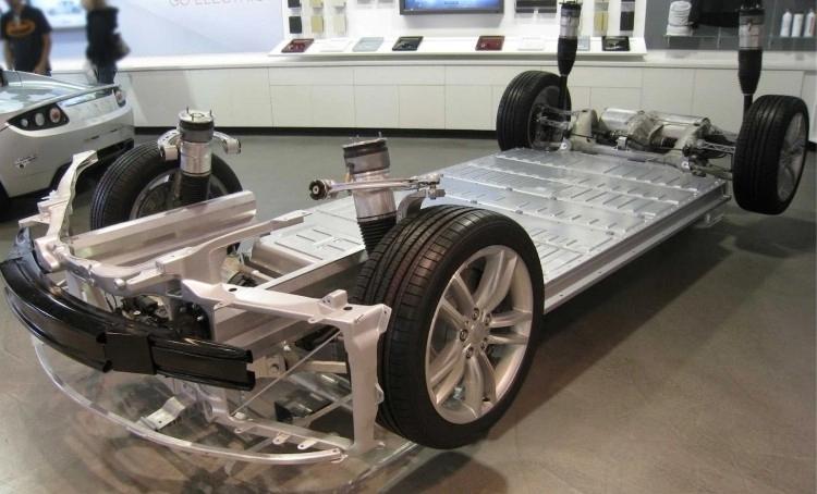 Tesla affirme recycler une large part des éléments de ses batteries
