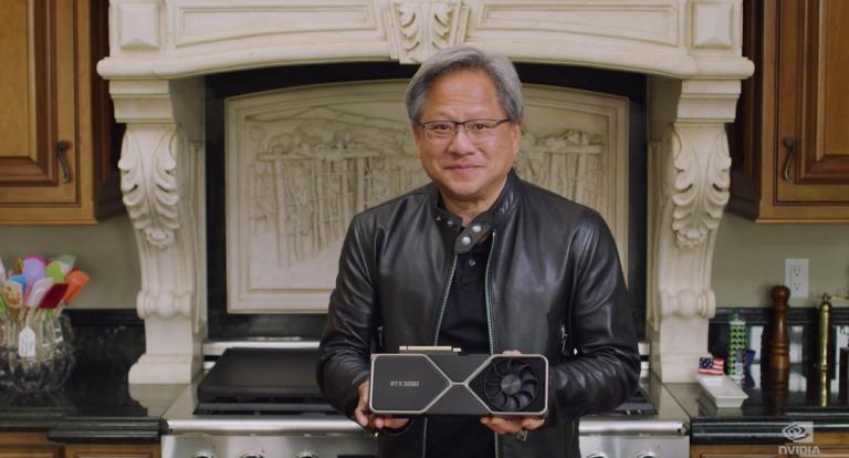 NVIDIA a utilisé ni vu ni connu une copie virtuelle de son P.-D.G. lors de sa keynote d'avril