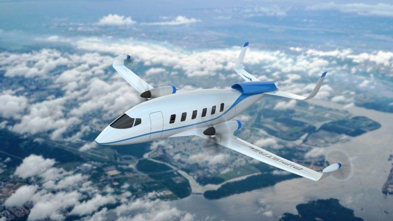 Pipistrel dévoile Miniliner, son projet de petit avion de ligne fonctionnant à piles à combustible