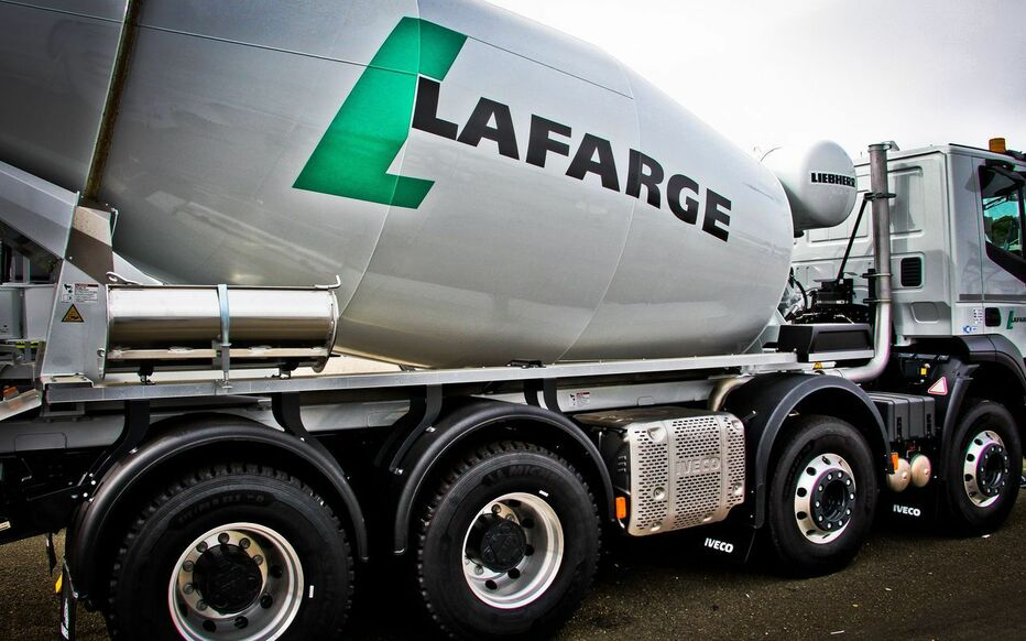 Lafarge to decarbonise its operations with Carbon Upcycling technology